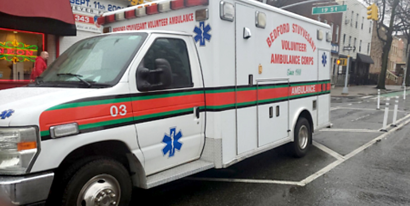 A Legacy Continues:  Bedford-Stuyvesant Volunteer Ambulance Corps Faces CoronavirusUsed Ambulance Ready to RollBROOKLYN, N.Y.