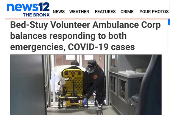 News12 Covers BSVAC's Double Workload